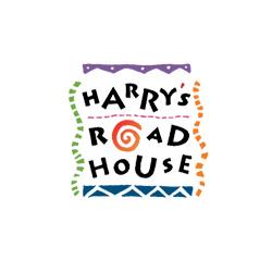 Logo Design for Harry's Roadhouse, Santa Fe, NM