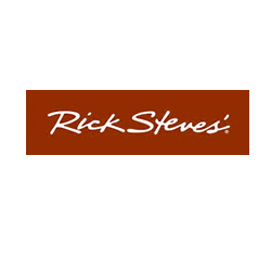 Logo Design for Rick Steves, Edmonds, WA